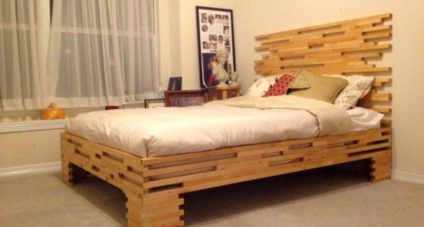 New Wood Bed Ideas Unique Frame Design Youtube