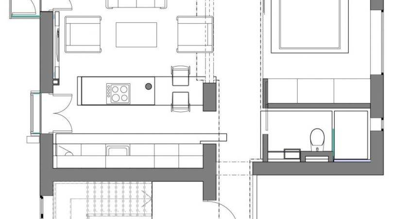 New York Studio Apartments Floor Plan Apartment Over