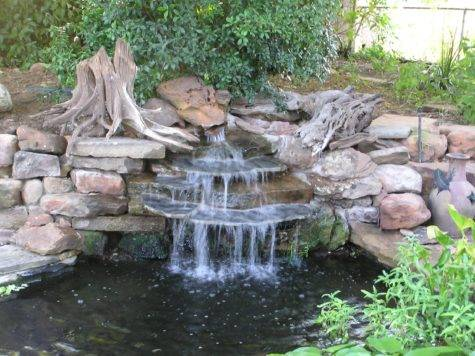 Nice Decors Blog Archive Waterfall Enhances Beauty