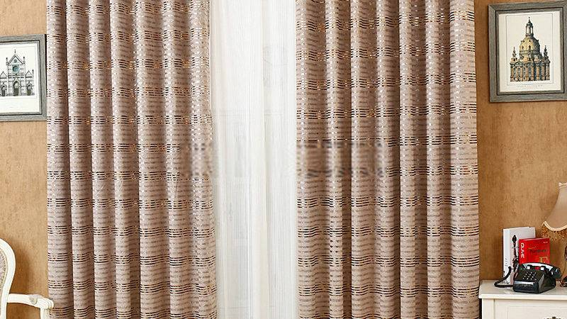 Nice Home Hotel Curtains Stylish Design