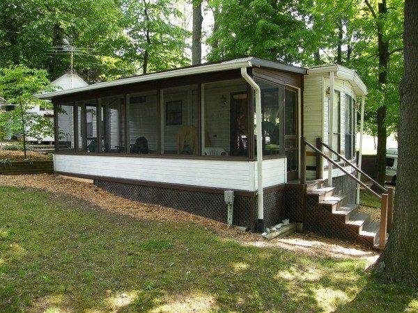 Nice Mobile Home Furnished Bestofhouse