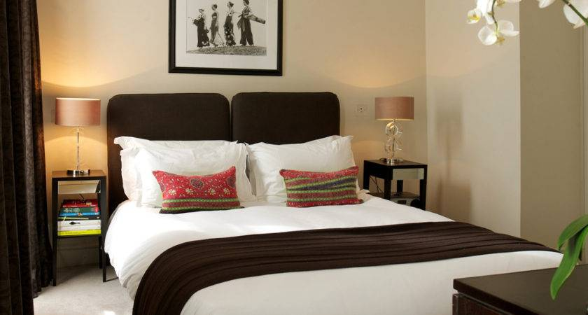 Nice Small Bedroom Double Bed Your Furniture