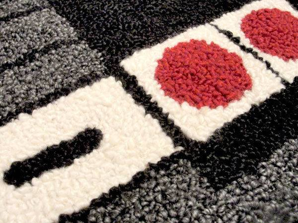 Nintendo Controller Rug Loaded Pants