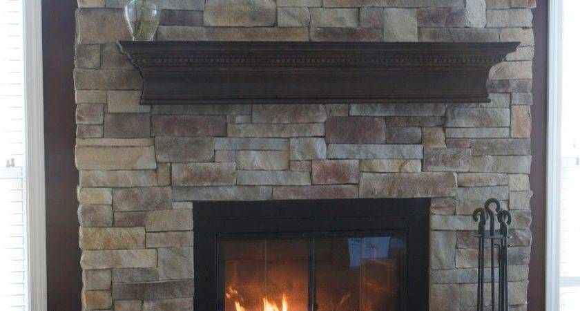 North Star Stone Fireplaces Exteriors Did Know Can Cover Your Existing