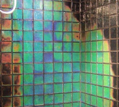 Northern Lights Color Changing Bath Tile Universe Luxury