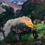 Norwegian Painter Nikolai Astrup Emerges Obscurity