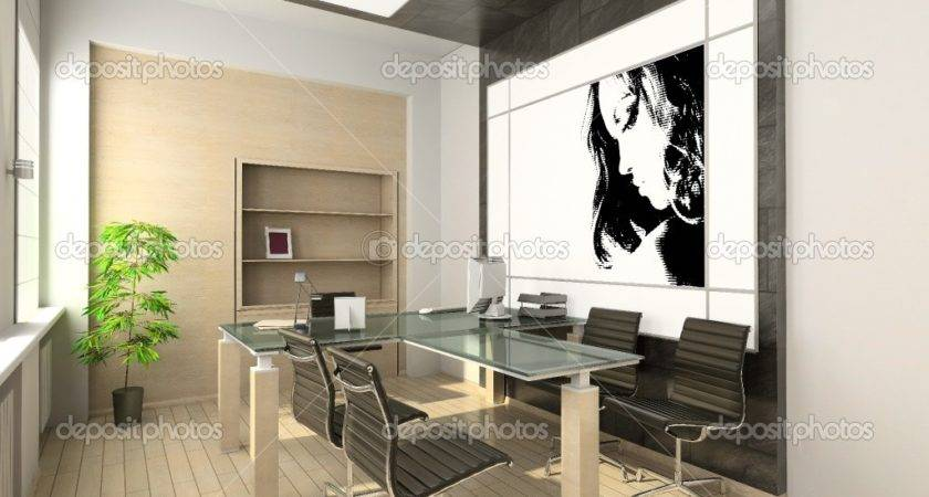 Number Awesome Contemporary Workplace Decor Concepts