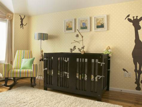 Nursery Decorating Ideas Inspiring Pics