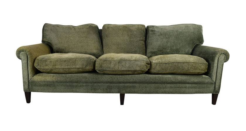 Off Macy Lizbeth Gray Button Tufted Sofa