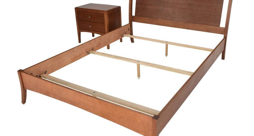 Off Macys Macy Bed Frame Matching Side Table