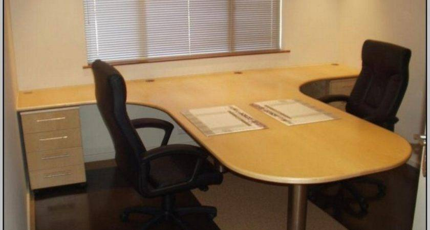 Office Desk Two People Hostgarcia