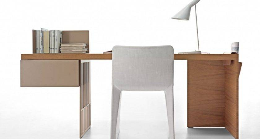 Office Small Home Space Modern Desk Designs
