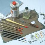 Oil Painting Supplies Materials