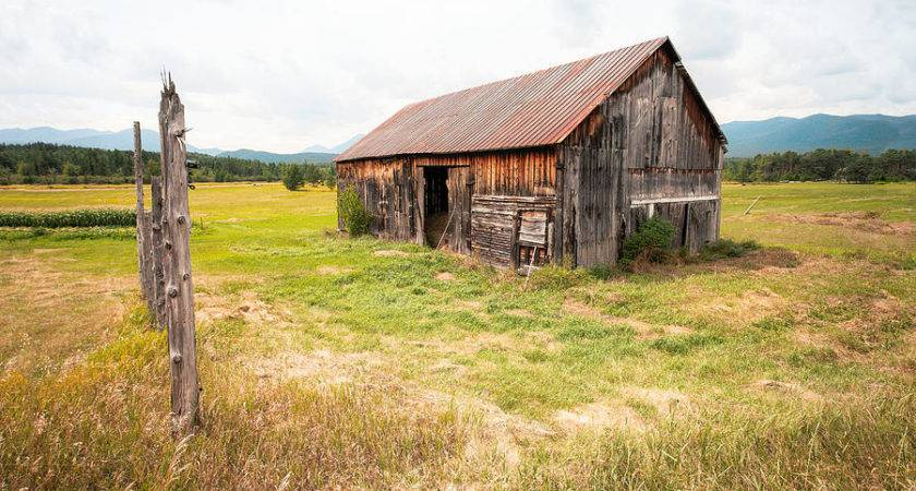 Old Barn Highway Rustic Photograph Gary Heller
