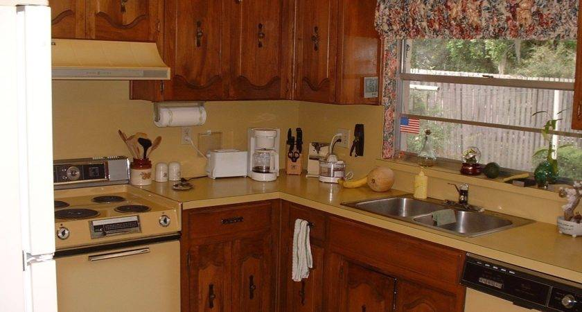 Old Kitchen Cabinets Your Rustic New