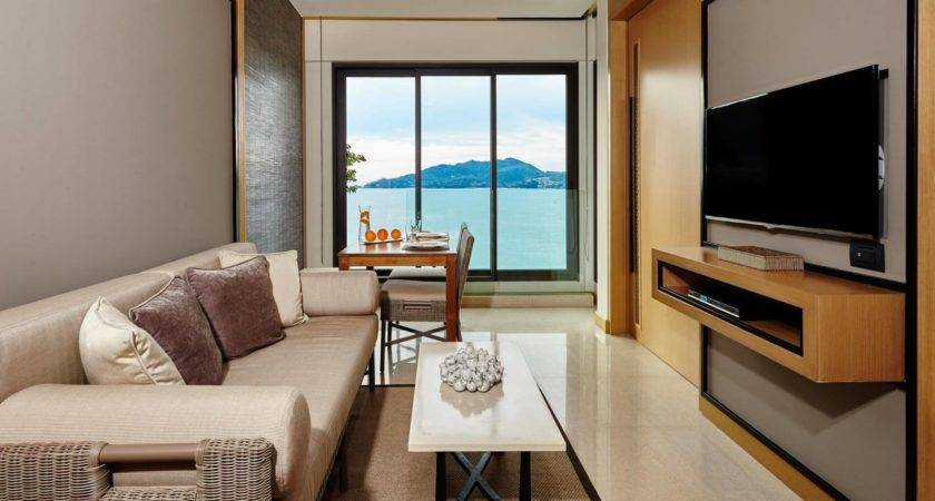 One Bedroom Suite Ocean Amari Phuket