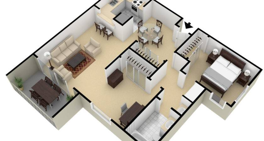 One Two Bedroom Apartments Rent Springwood