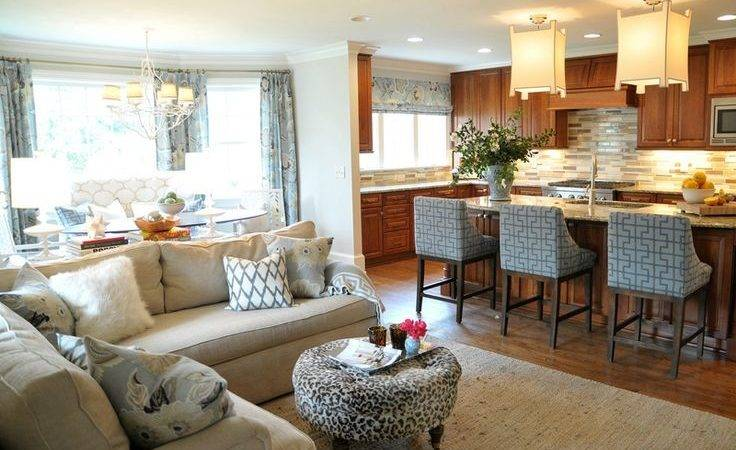 Open Concept Kitchen Living Room Design Ideas Sortra
