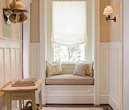 Open Door Inspiration Window Seat