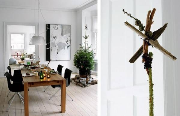 Organic Christmas Decoration Adorable Home