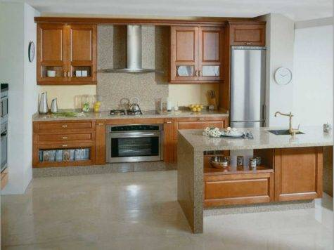 Organize Kitchen Type Cabinet