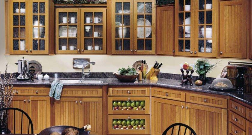 Organize Your Kitchen Cabinets Interior Design