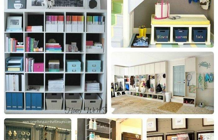 Organizing Ideas Every Room Your House