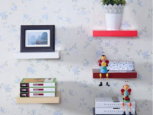 Other Home Living Floating Wall Shelves Hanging Shelf