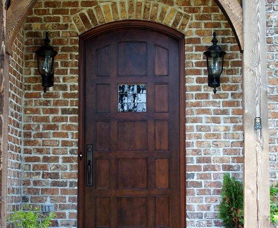 Our French Inspired Home Exterior Doors Which