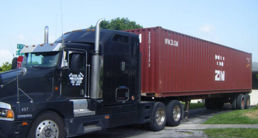 Our Mobile Home Shipping Container