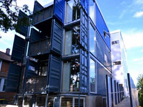 Out Box Shipping Container Home Meet