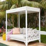 Outdoor Daybed Canopy Enjoy Summer Time Home