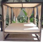 Outdoor Daybed Canopy Florida Patio