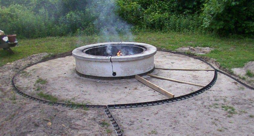 Outdoor Fire Pit Designs Warm Evenings
