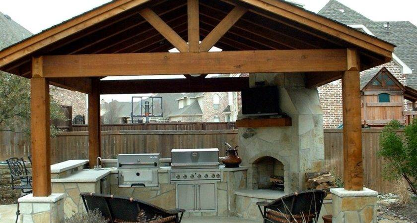 Outdoor Kitchen Ideas Right Traba Homes