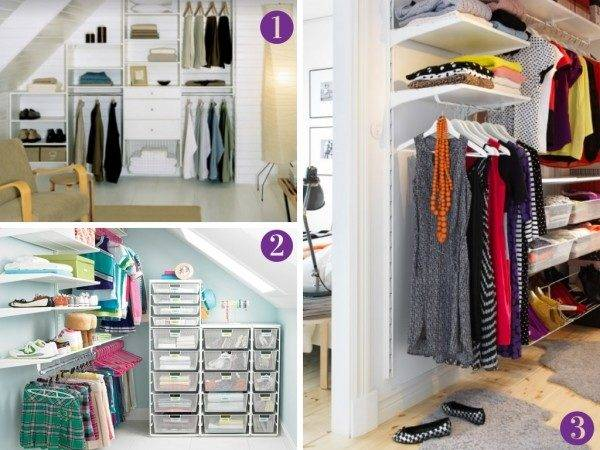 Outstanding Creative Closet Ideas Small Spaces Home