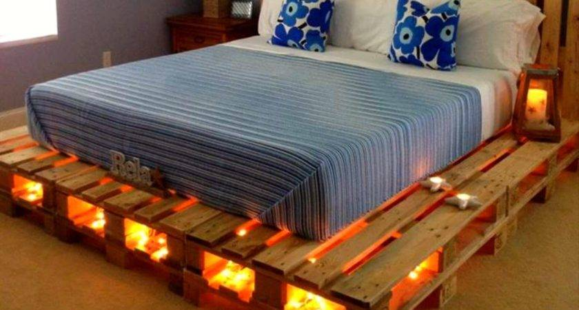 Over Creative Diy Pallet Bed Ideas Cheap