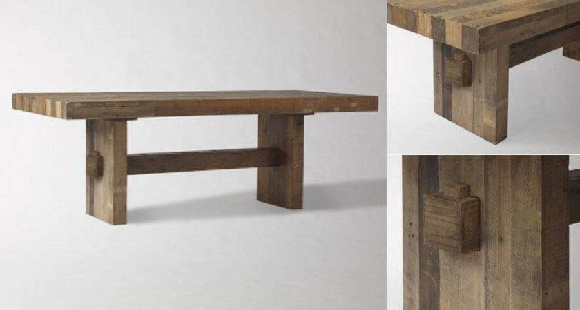 Pack All Your Pals Around Beautiful Wooden Dining Table