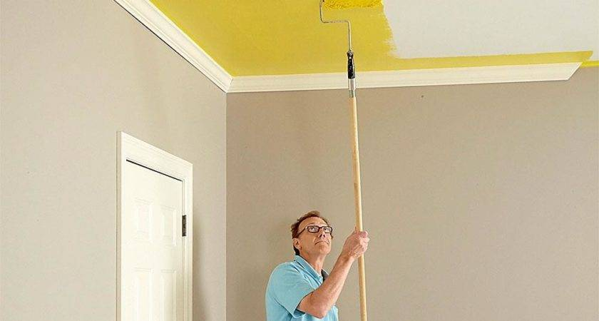 Paint Ceiling Handyman