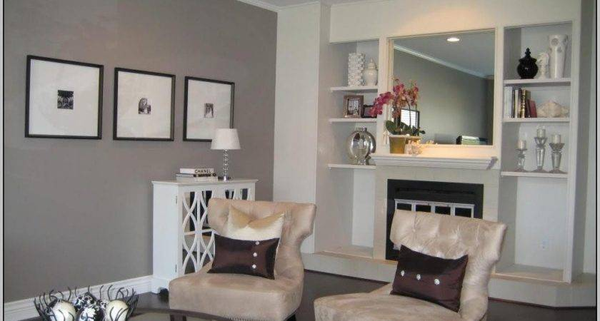 Paint Colors Living Room Grey Couch Romantic Shade