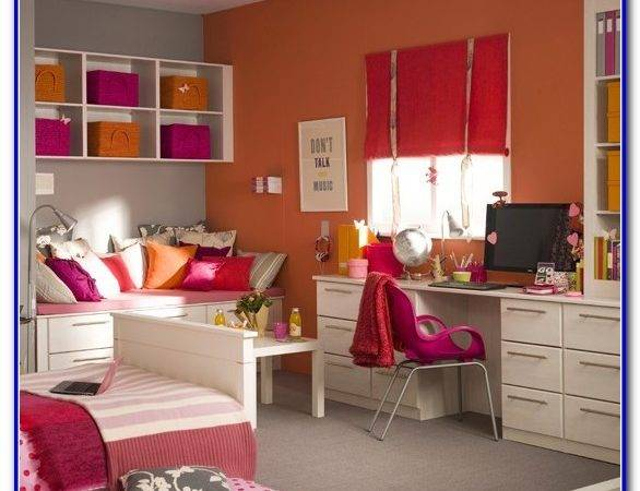 Paint Colors Teenage Girl Rooms Painting Home Design