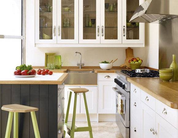 Paint Kitchen Cabinets White Casual Cottage