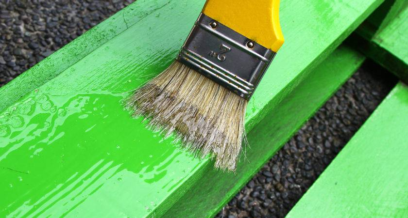 Paint Wood Wikihow