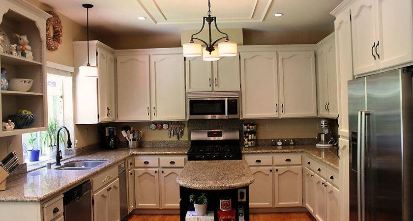 Paint Your Kitchen Cabinets Without Losing