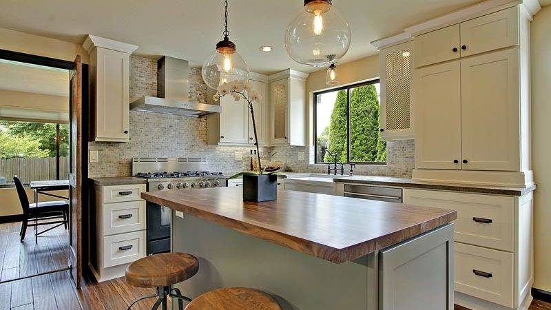 Painted Cabinets Add Style Your Kitchen Design