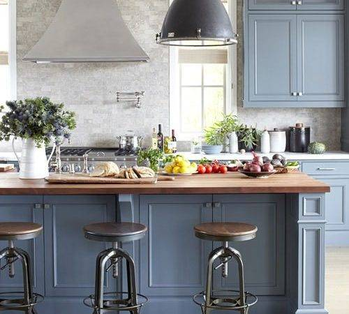 Painted Kitchen Cabinets Allprocorp