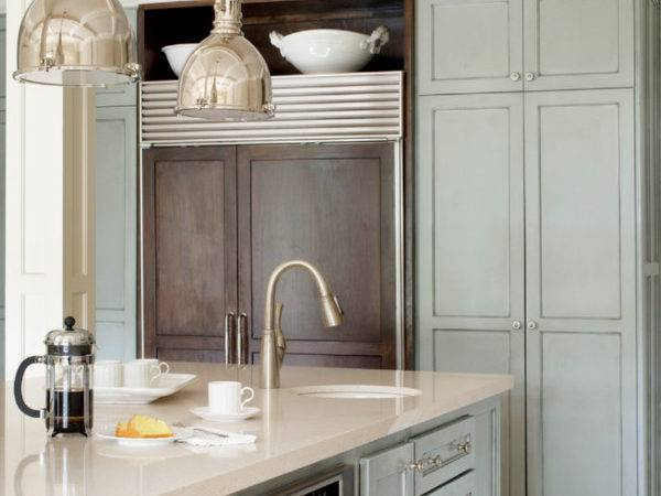 Painted Kitchen Cabinets Cute
