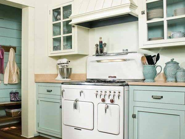 Painted Kitchen Cabinets Home Decorating Ideas