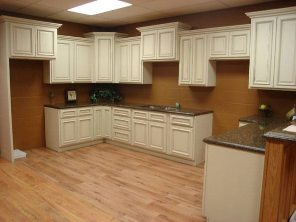 Painted White Kitchen Cabinets Smart Home