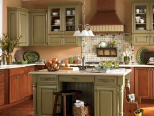Painting Kitchen Cabinets Ideas Beautiful Colors
